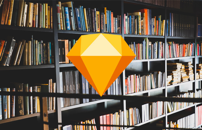 Como hacer librerías con Sketch