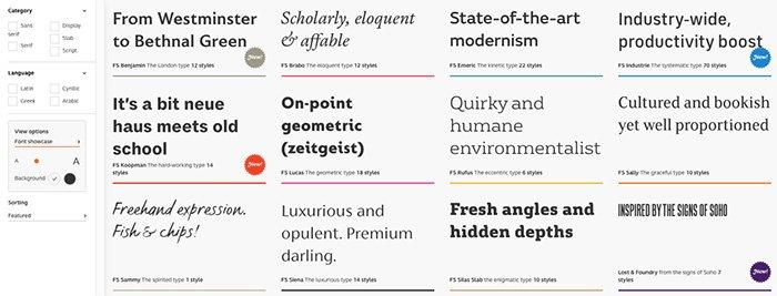 Cómo escoger tipografías para proyectos - uiFromMars