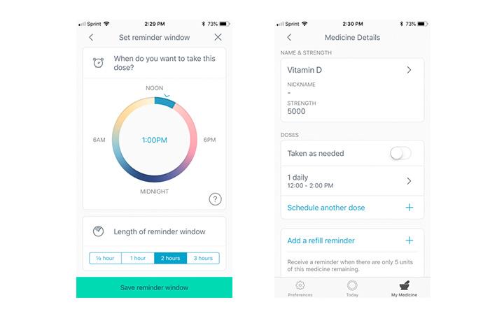 Round Health App