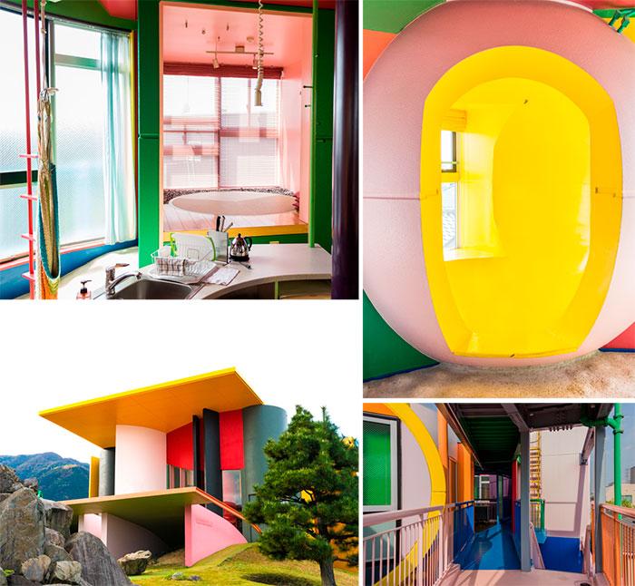 Arquitectura y diseño de Arakawa y Gins - uiFromMars