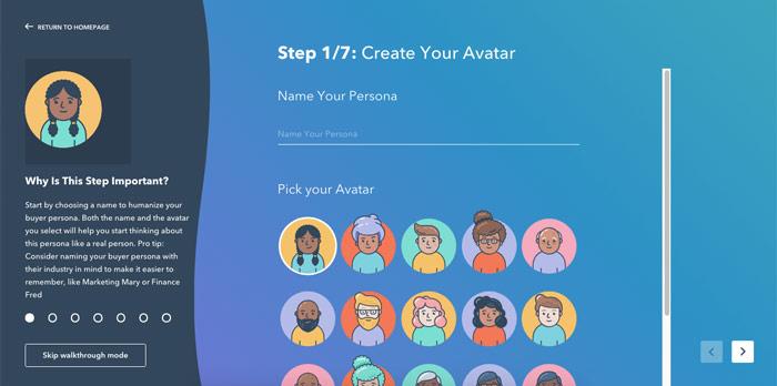 Make my persona - Herramientas diseño UX