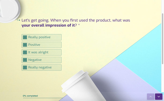 Typeform - Herramientas diseño UX