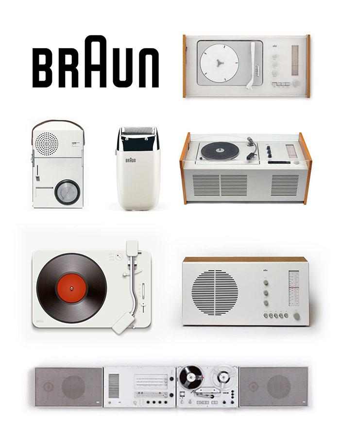 Braun - Dieter Rams