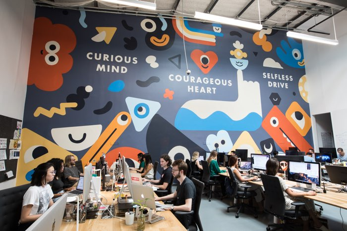 Oficinas Headspace (Vicki Tan)