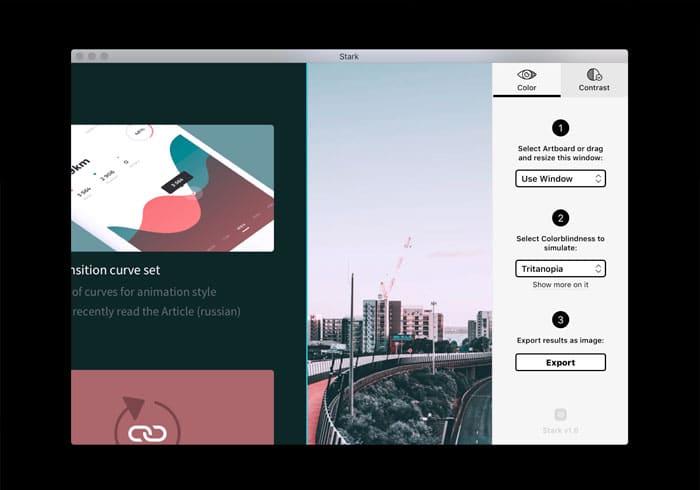 Stark - Plugin accesibilidad Sketch y Adobe XD