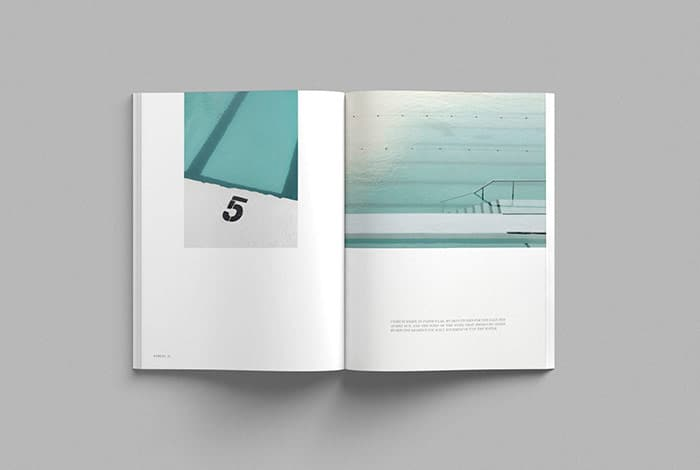 CEREAL magazine (interior)