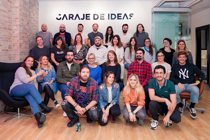 Equipo de Garaje de Ideas