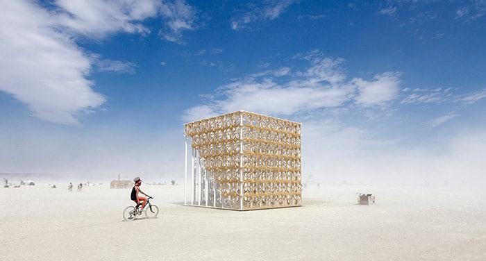 Burning Man - Entrevista Jesús Gallent