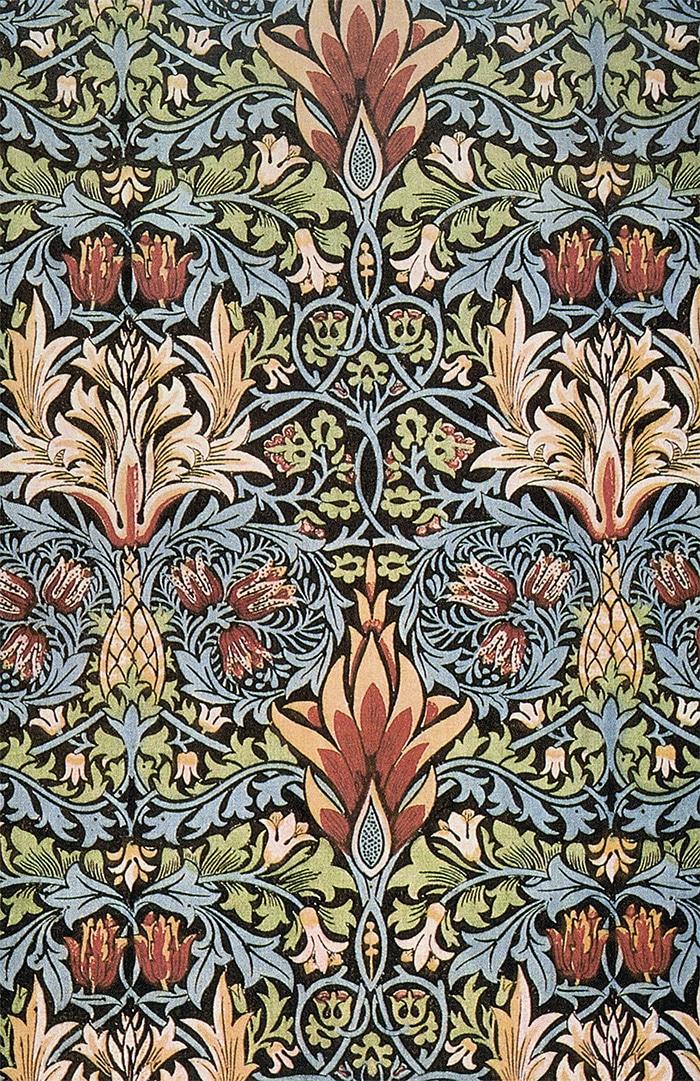 Snakeshead (William Morris, 1876)